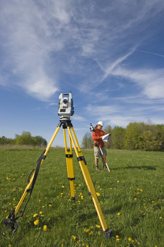 surveying field