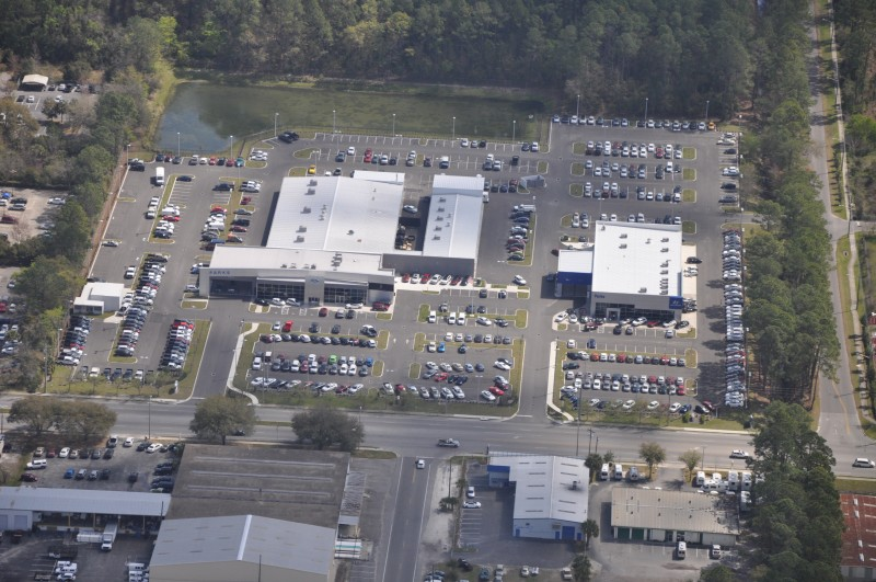 Parks Ford Aerial5