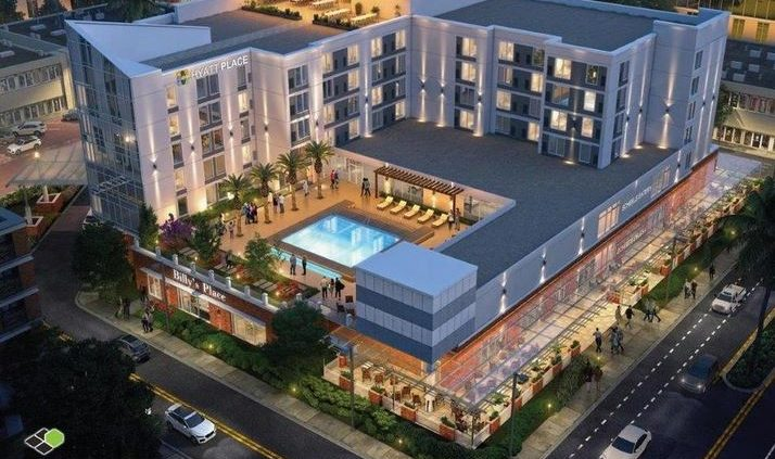 Downtown Gainesville Could See A 26 Million Hyatt Hotel